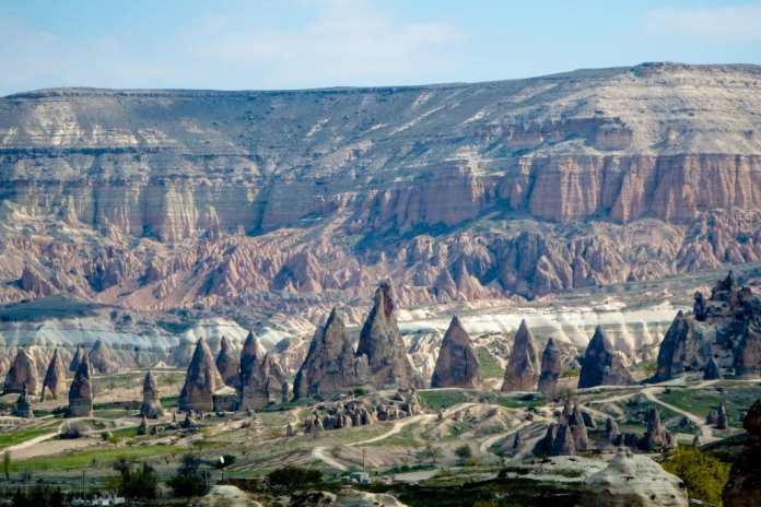 Goreme Cappadocia Landscape