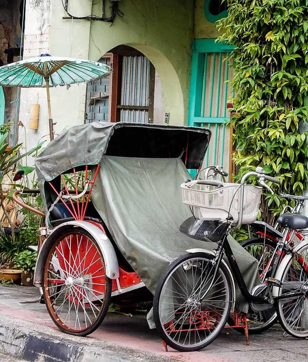 Transport Penang Style