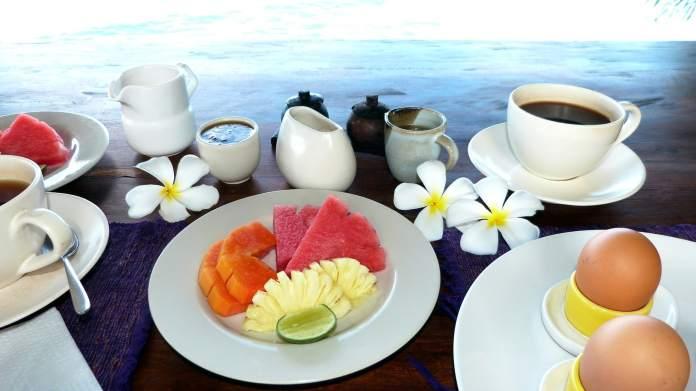 Breakfast in Bali