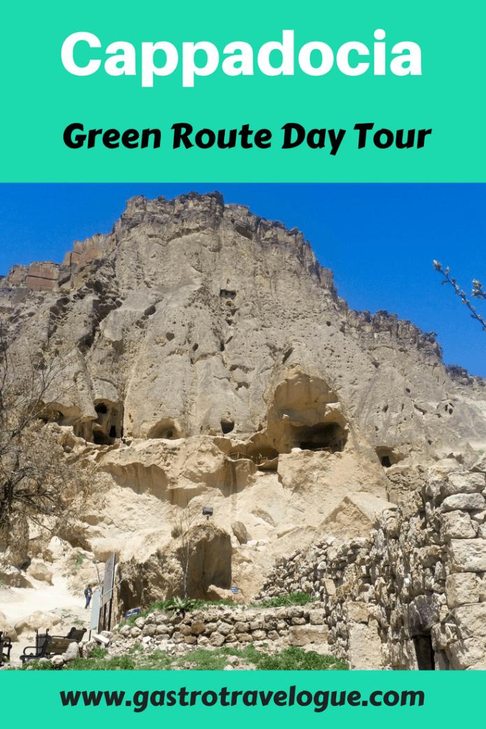 Cappadocia Green Route Day Tour