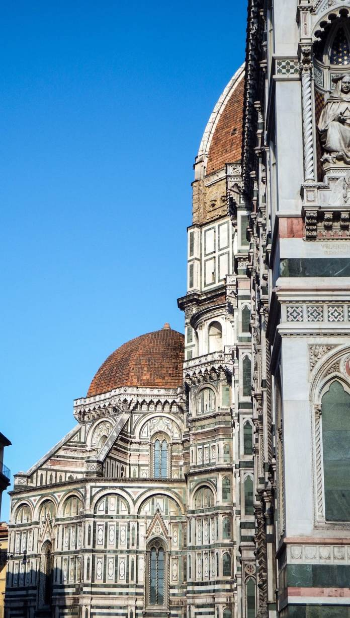 Group of Duomo Buildings Florence