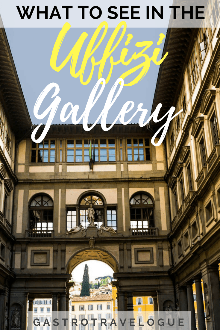 What too see at the Uffizi Gallery