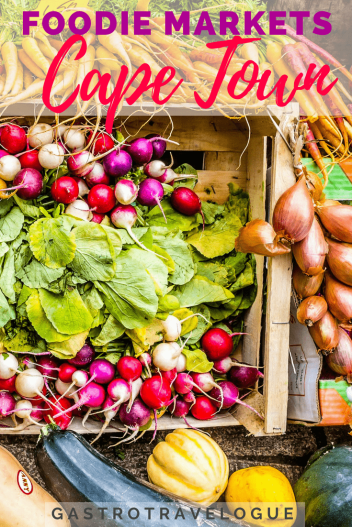 Don't miss visiting the best Foodie Markets in Cape Town -#capetown #southafrica #markets #foodie #wine #gourmet #icecream #waterfront #biscuitmill #travelblogger #cityguide #travel #travelblog #foodietravel #foodiedestination