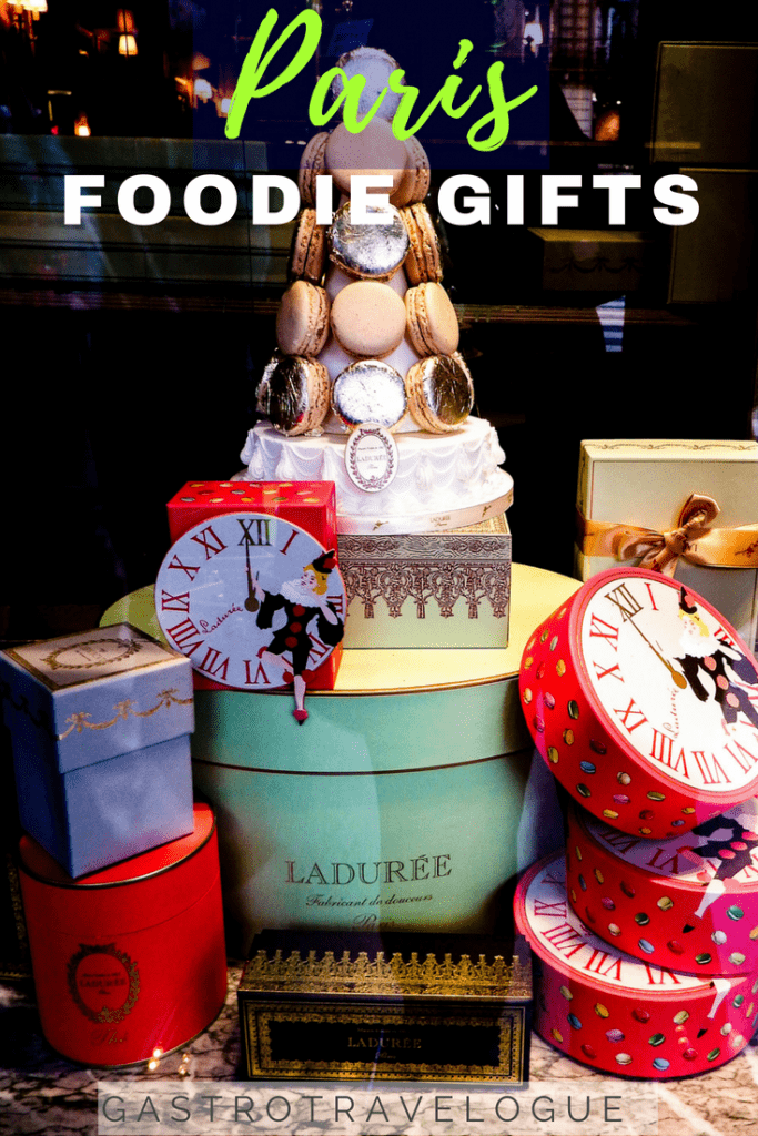 Foodie gifts from Paris. A guide to inspire you not to buy the usual boring souvenirs that gather dust | #champagne | #macarons | #salt | #honey | #tea | #paris | #france | #cheese | #mustard | #caramel | #travel | #europe | #travelblogger | #foodie | #gifts | #presents