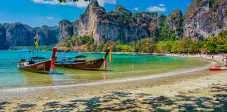 9 of the best destinations in Thailand - #Thailand #Bangkok #seasia #travel #chiangmai #chiangrai #Krabi #Pattaya #kohsamui #nature #foodies #beach #Railay #islands #Ayutthaya #SoutheastAsia #Travel #Thailanddestinations # TravelDestinations #samui #travelblog