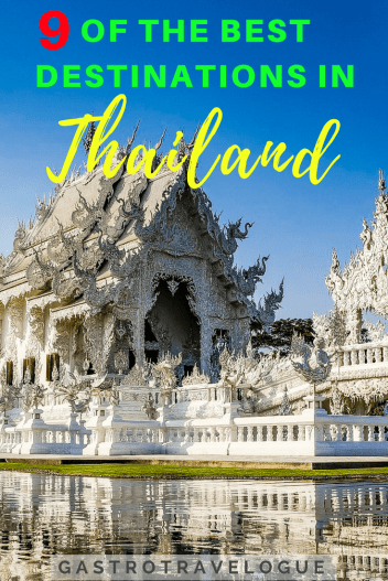 9 of the best places to visit in Thailand