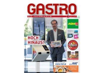 GASTRO das Fachmagazin 07/20