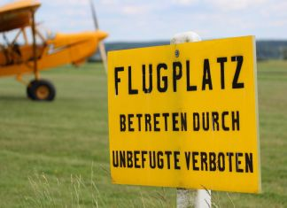 Flugplatz, Symbolbild; Copyright: pixabay