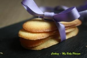 Ricetta lingue di gatto - Cooking - My Baby Planner