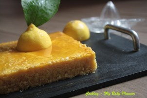 Come una torta al limone - Michalak - Cooking My Baby Planner 4