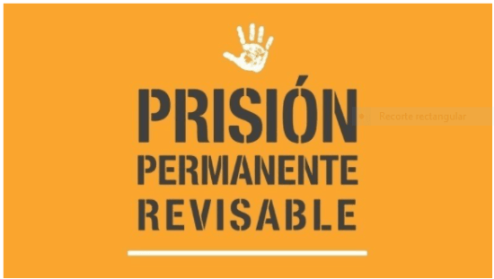 prision permanente revisable