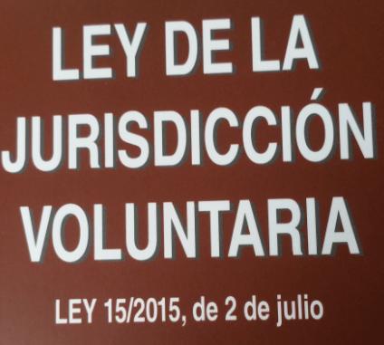 Ley de Jurisdicción Voluntaria