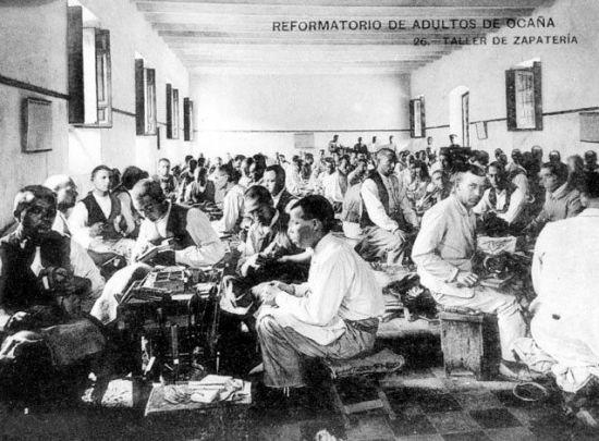 sueldo de los presos