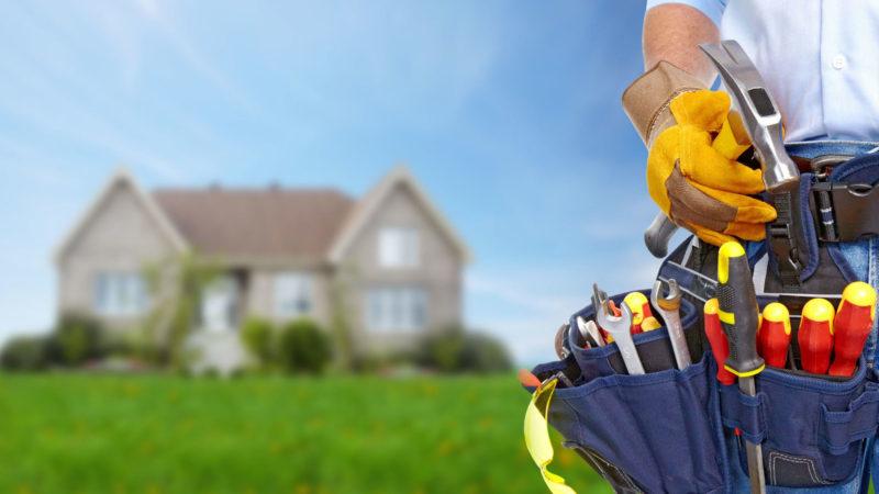 spring home maintenance list - gately properties