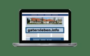 Zugang zu www.gatersleben.info nun für ALLE möglich. Einführungsveranstaltung für Mittwoch, 02. September ab 17 Uhr im Bürgerhaus für alle Interessierten (Vereine, Einrichtungen, Gewerbetreibende, Initiativen …) geplant