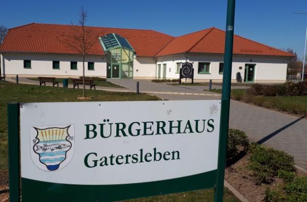 Gatersleben Bürgerhaus