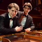 Gatersleben Tastenfeuerwerk Felix Mendelssohn-Bartholdy Pianisten Pascal Kaufmann & Markus Kaufmann Klavierkonzert Klavierabend