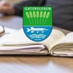 Ortschaftsratssitzung SItzung Ortschaftsrat Gatersleben