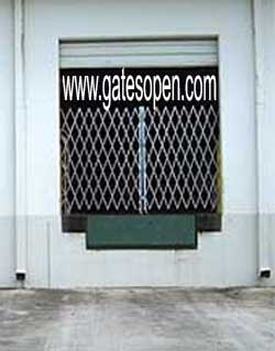 Call For A Free Warehouse Dock Door Gate Quote