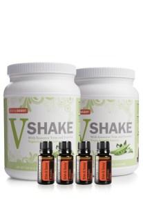 Slim & Sassy® Trim Kit—2 V Shake