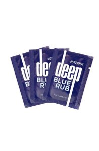 Deep Blue® Rub Samples