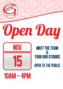 Gateway Open Day
