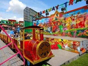 Southend Carnival Funfair