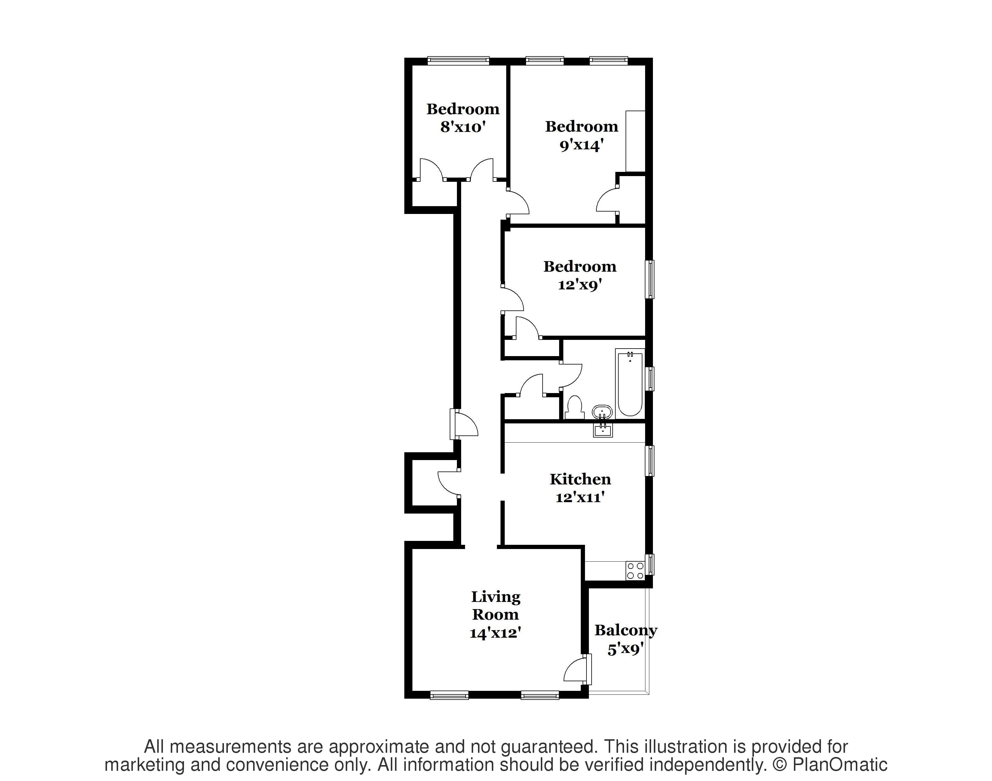 833 Van Duzer Street Stapleton Apartments
