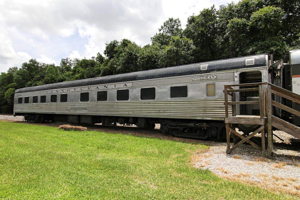 Parrish Museum Railroad Florida
