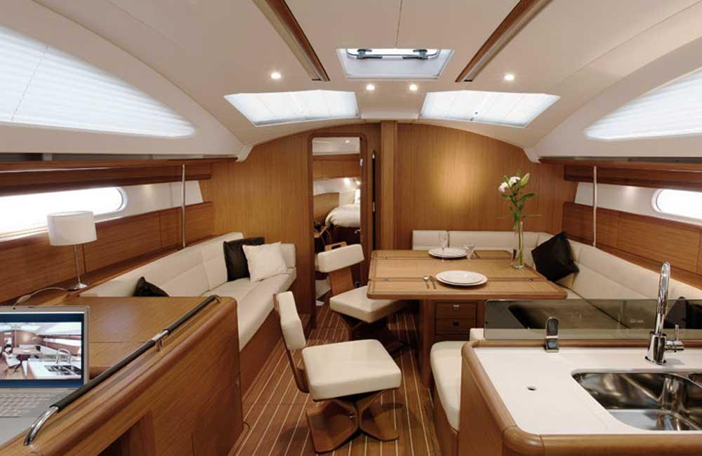 Jeanneau 45 Yacht In Mumbai Sailing Price Photos