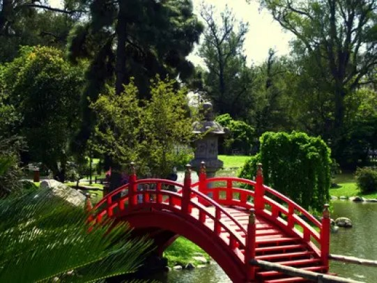 Jardin japonais de Buenos Aires