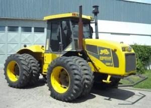 Pauny Tractors