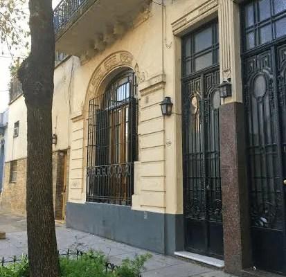 Almagro Suburb Buenos Aires