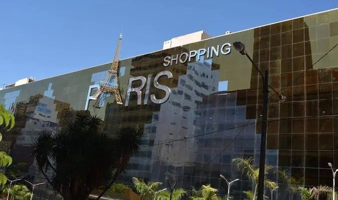 "A New ""Shopping Paris"" Mall in the Ciudad del Este ..."