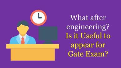 Photo of What after engineering? Is it Useful to appear for Gate Exam?