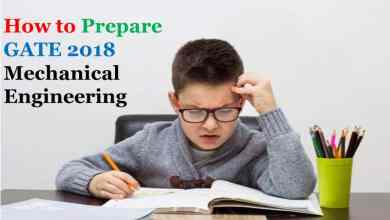 Photo of How to Prepare for GATE Mechanical Engineering 2019