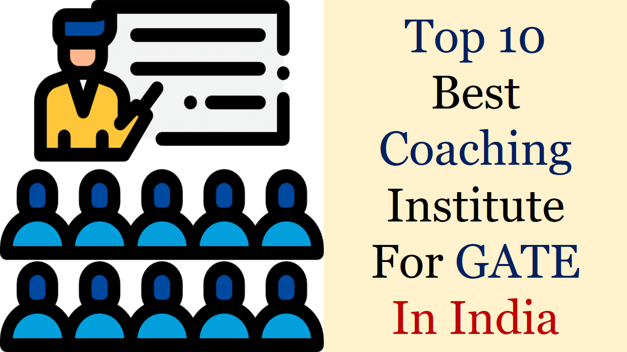 best coaching institute for GATE