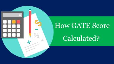 Photo of How GATE Score is Calculated? GATE Scorecard 2019