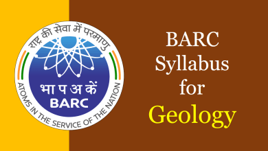 Photo of BARC Syllabus for Geology 2020