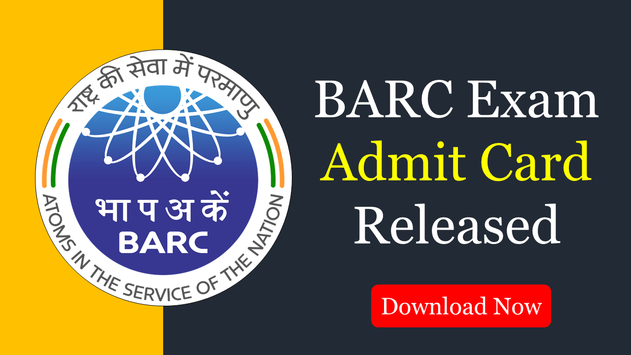 barc 2020 admit card