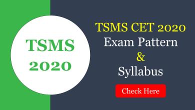 TSMS 2020 Syllabus