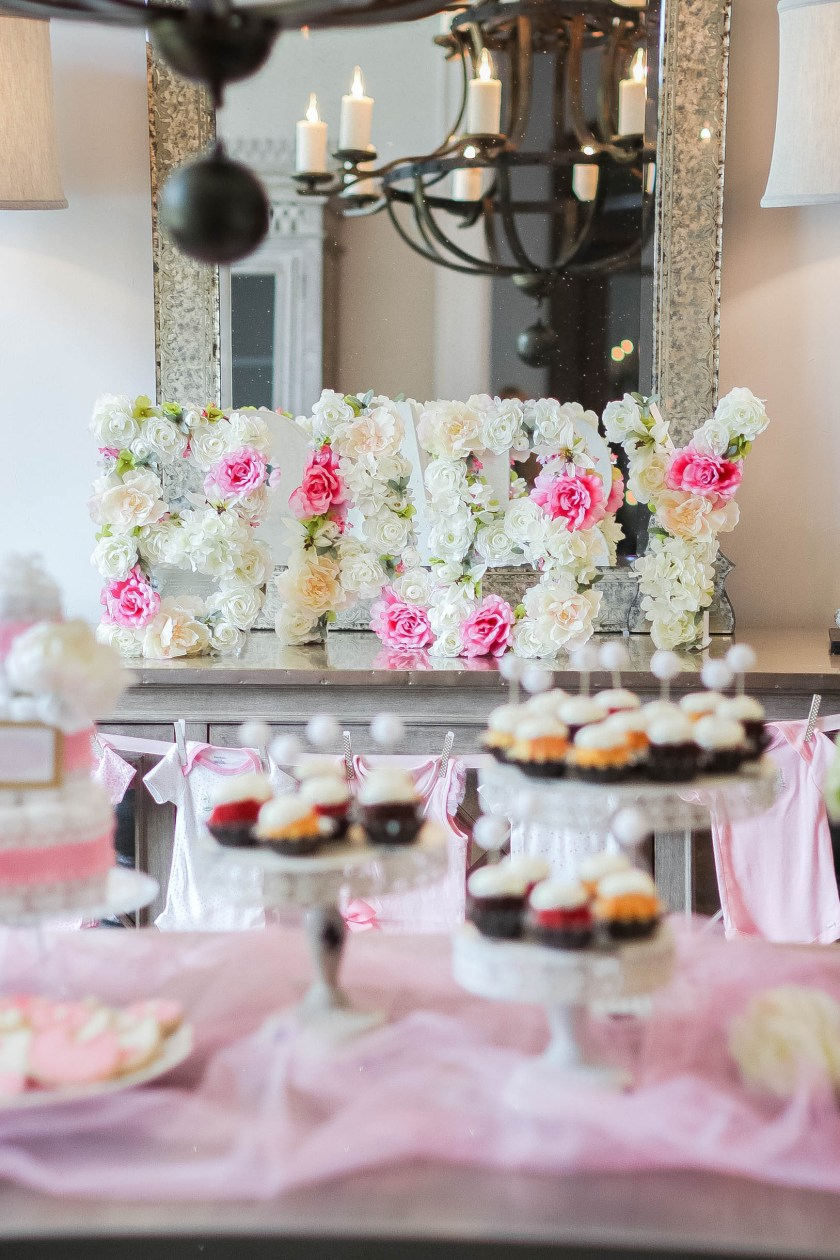 A Pink Peony Baby Shower Gather In Grace