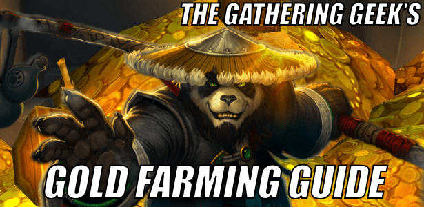 GGN ➚ | Guide: Mists of Pandaria Gold Farming
