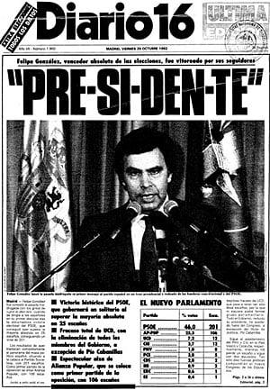 Periodismo de datos, González