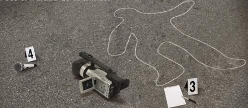 periodismo de datos, periodistas muertos