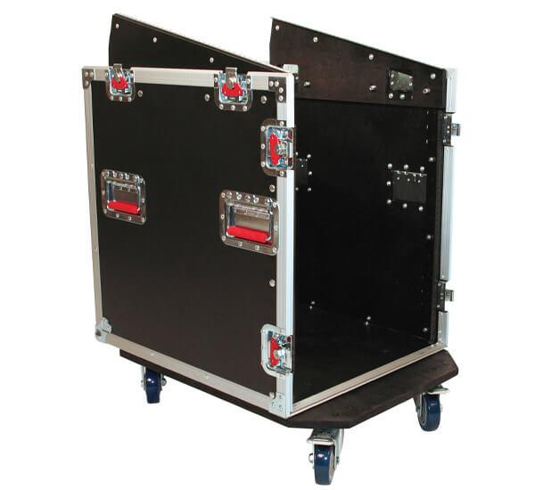 rack cases molded racks stationary