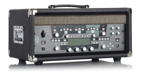 50 s amp style rack case 4u black