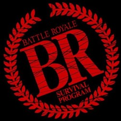 Logo Battle Royale