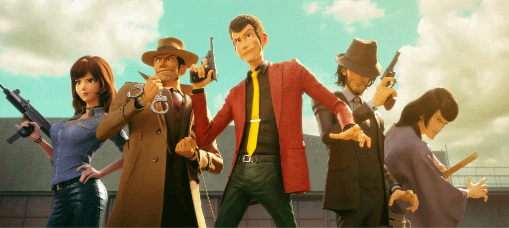 Recensione Lupin III - The First