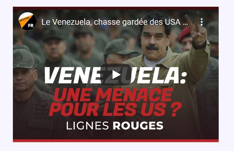 You are currently viewing Venezuela : l'ingérence américaine rencontre quelques résistances